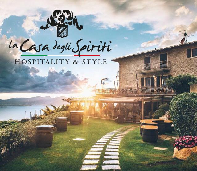 fish&chef edizione 2018 - gourmet sul lago di Garda - Claudio Melis - costermano - la casa degli spiriti