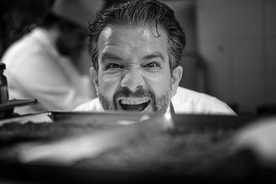 fish&chef edizione 2018 - gourmet sul lago di Garda - claudio Melis - costermano-23 aprile la casa degli spiriti