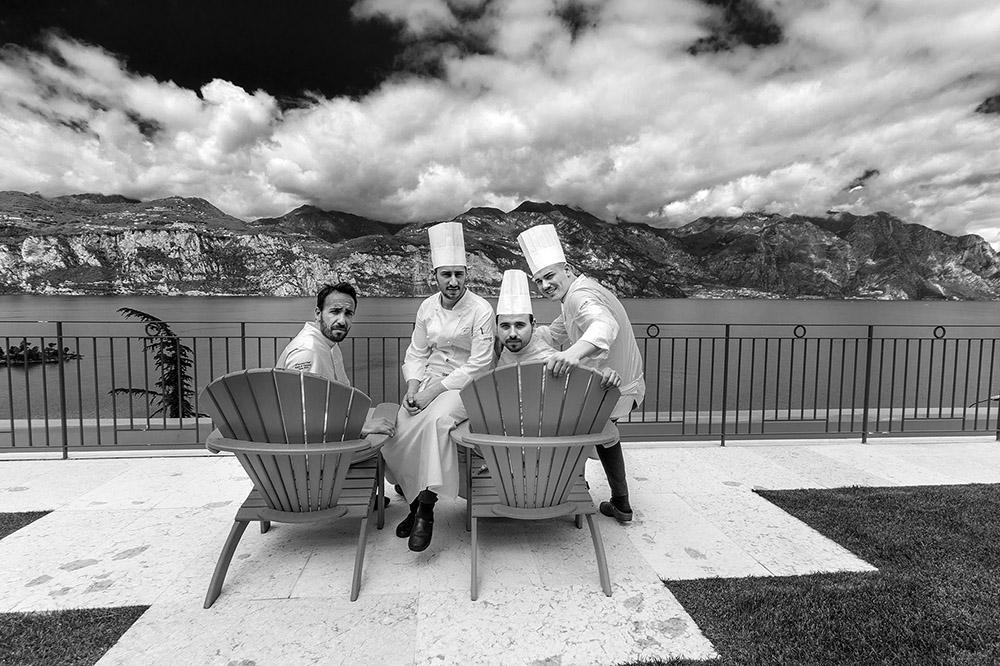 Francesco Sposito - 9 maggio - Malcesine - Hotel Bellevue San Lorenzo
