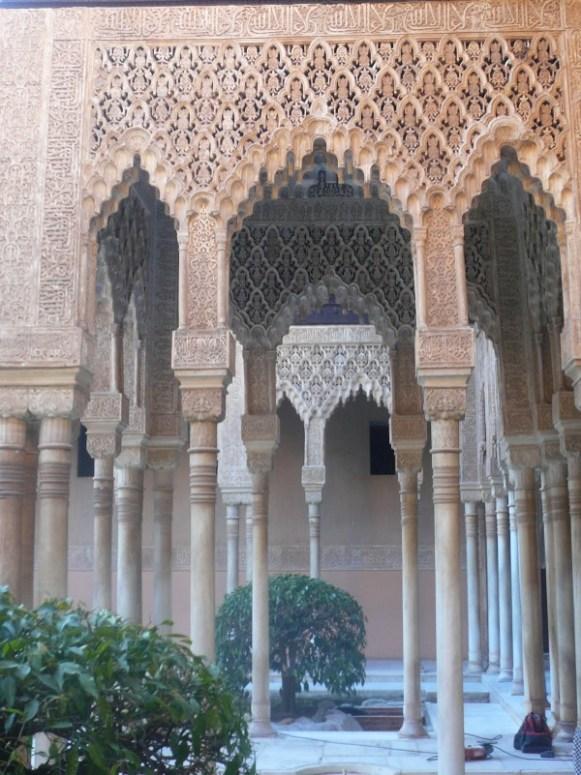 palais des nazarides - Grenade