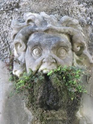 sculpture à Varenna - Lac de Côme