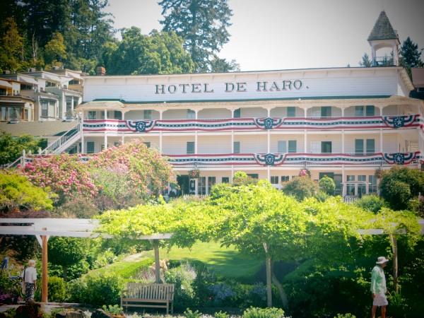 Hôtel à Roche Harbor - San Juan Island