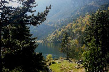 lac de Balbonne - Pyrénées