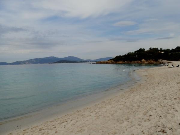plage d'Argent - près d'Ajaccio