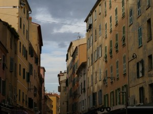 rue - Ajaccio