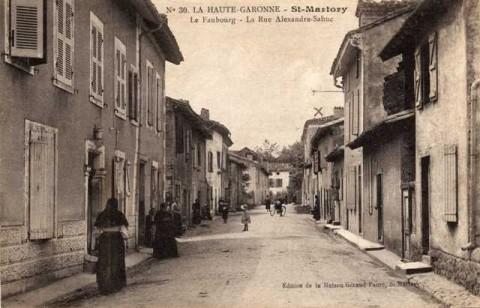 photo ancienne de Saint-Martory