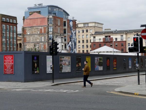 street art dans Glasgow
