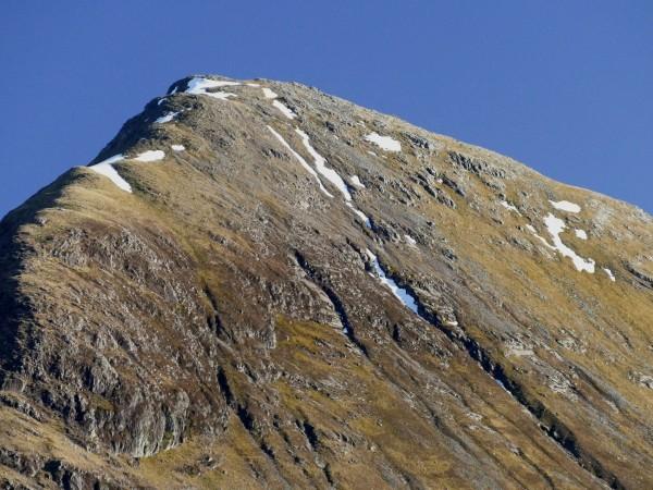 montagne dans le glen coe