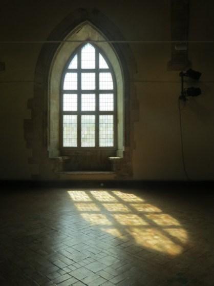 fnêtre - Palais des Rois de Majorque à Perpignan