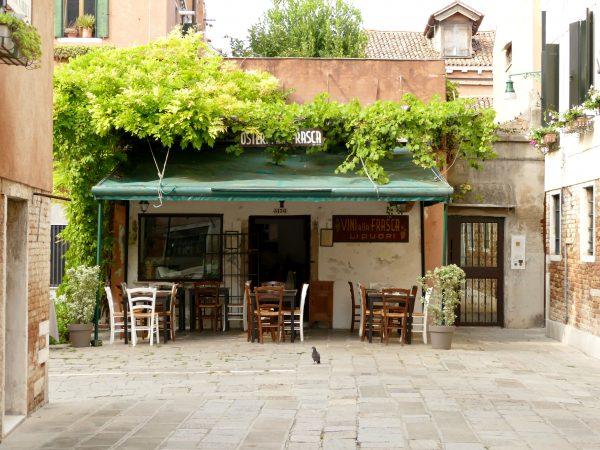 dans le Cannaregio - Venise