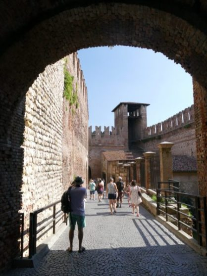 ponte Vecchio à Vérone