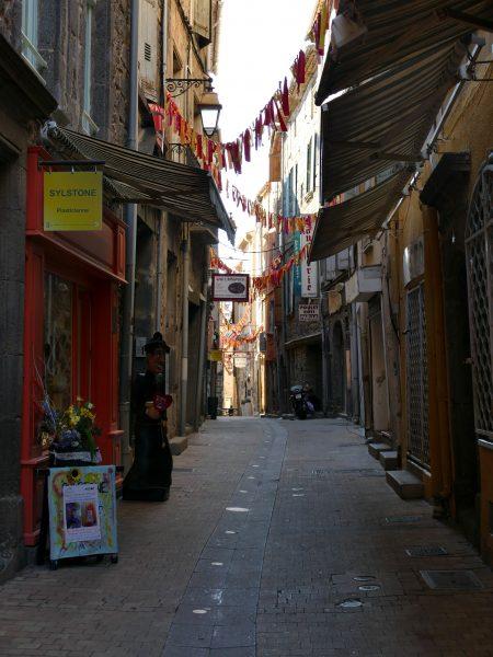 rue de l'amour -Agde