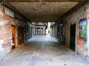 passage dans Venise