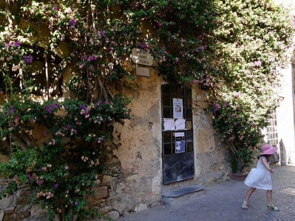 office de tourisme de Cervo - Liguria