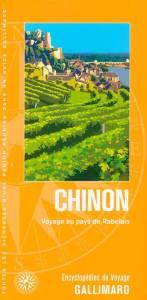 Guide Chinon de Gallimard