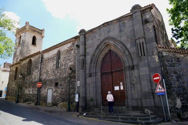église saint-André à Agde