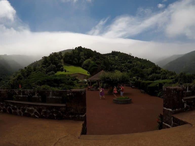miradour de Nordeste -Sao Miguel - Açores
