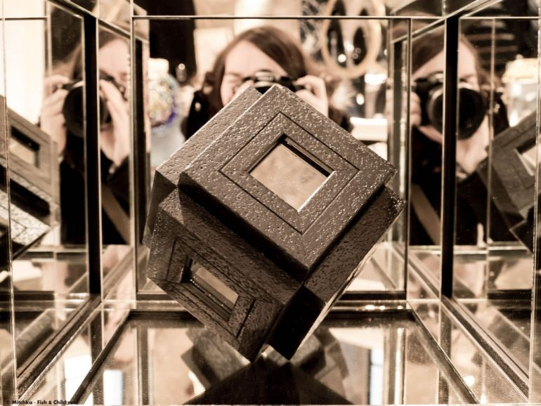 Cube de Jean-Christophe Guigues
