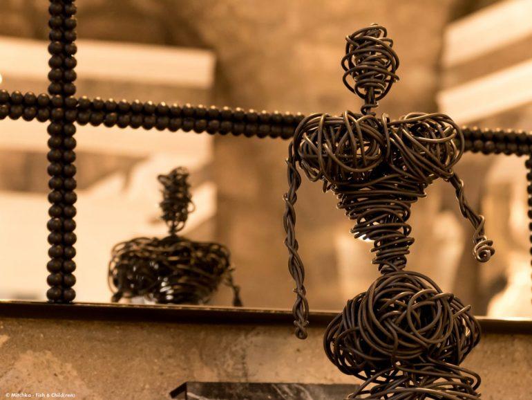 sculpture de Pascal Gabriel Luzy