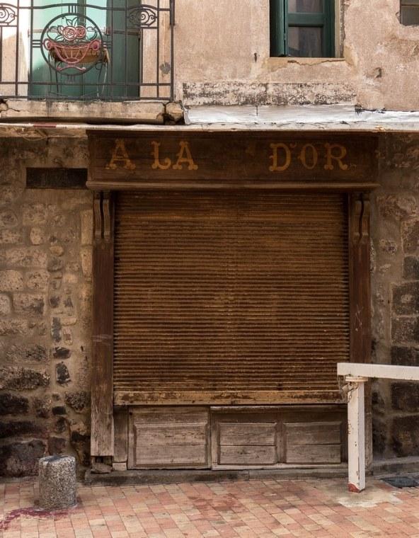 magasin fermé Agde