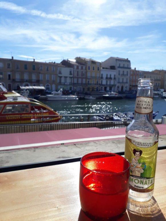 limonade au soleil - maison Politi à Sète