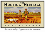 The Hunting Heritage Partnership Logo