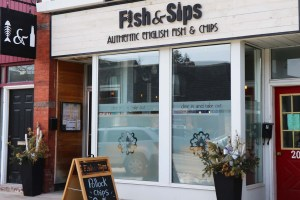 fish and sips Collingwood