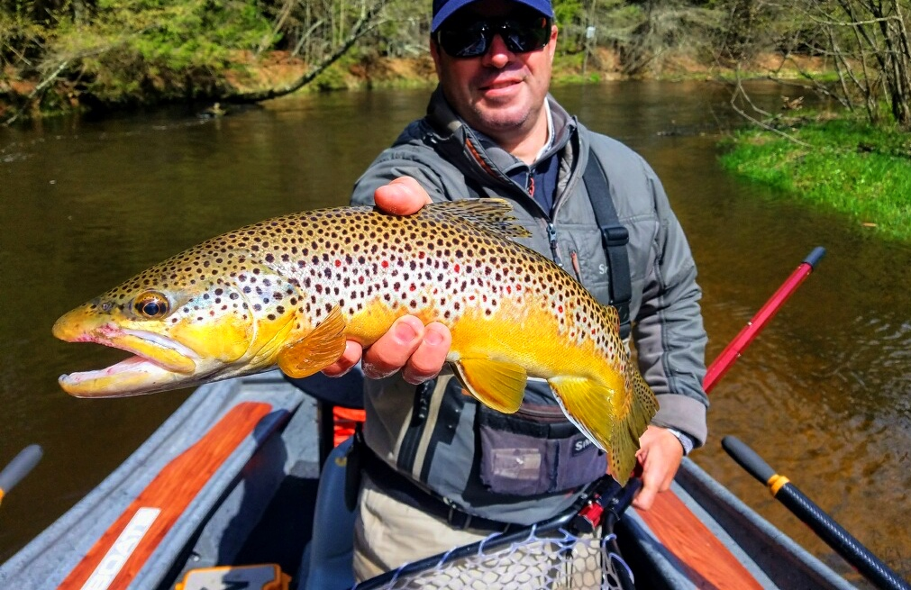 May 22, 2019 - Baldwin Bait & Tackle - Pere Marquette River