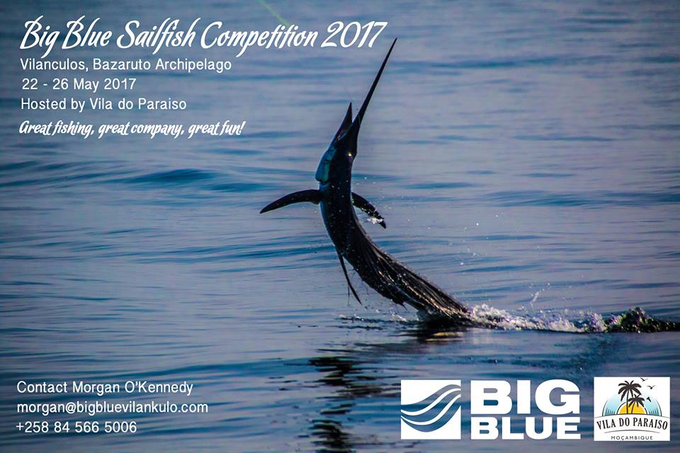 Vilankulos Sailfish Competition 2017