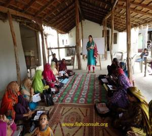 Promoting aquaculture in Pakistan (02)