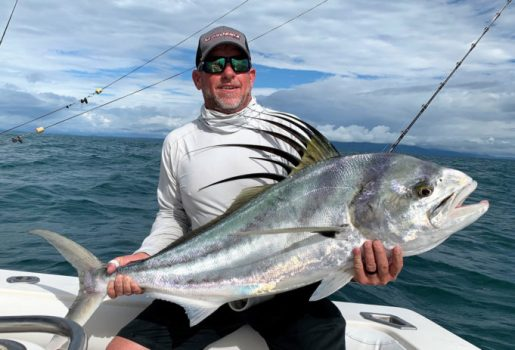 Costa Rica Fishing Roosterfish