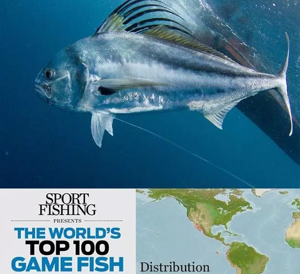 Top 100 Game Fish