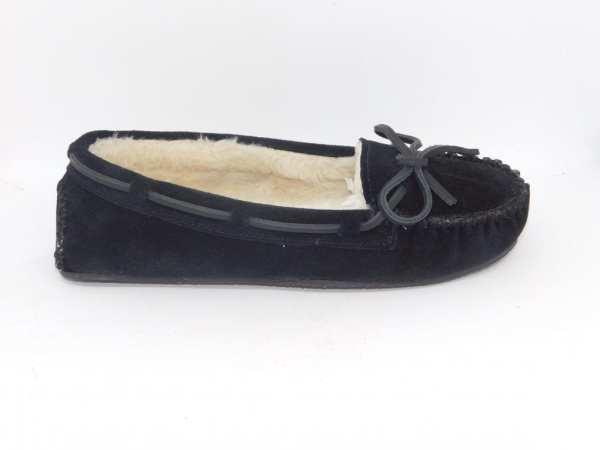 womens slippers cally black 4010