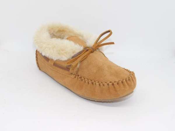 womens slippers chrissy cinnamon 40031
