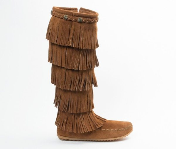 womens boots 5 layer dusty 1658