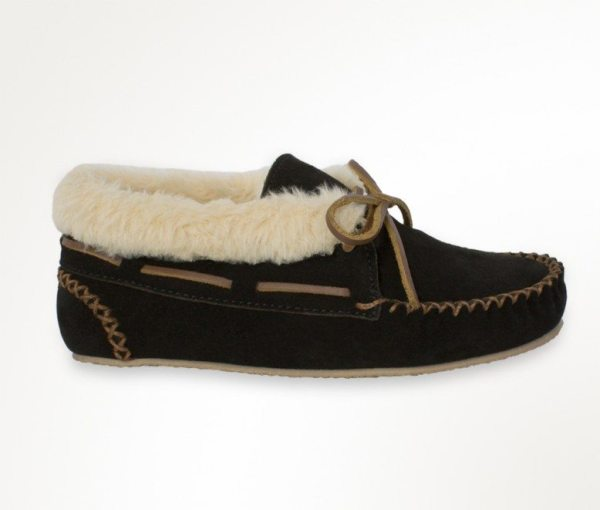 womens slippers chrissy black 40030