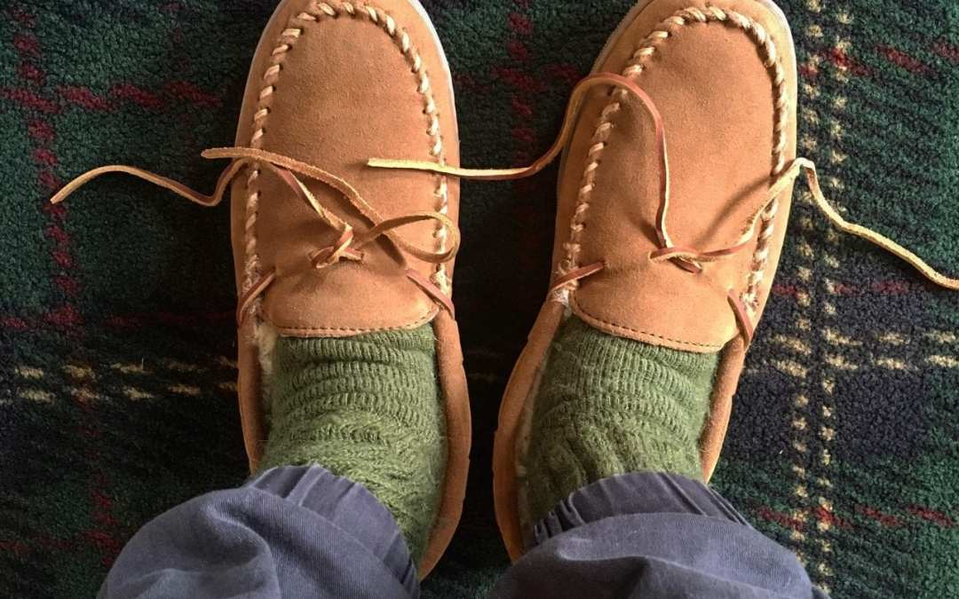 Moccasins You Don't Have to Tie