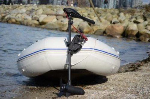 trolling motor for fishing kayaks