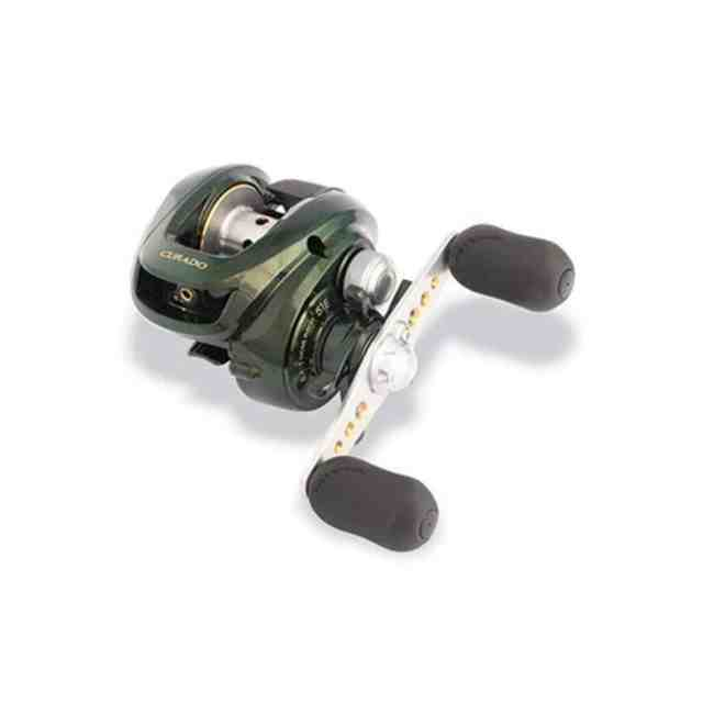 baitcasting fishing