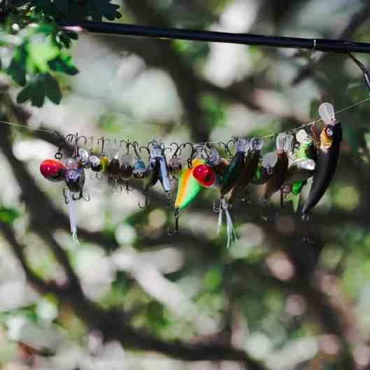 stop losing fishing lures
