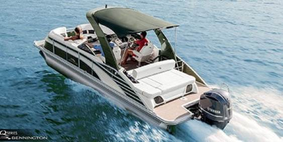 Pontoon Boat For Saltwater Fishing