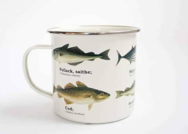 Fishing Mug Gift
