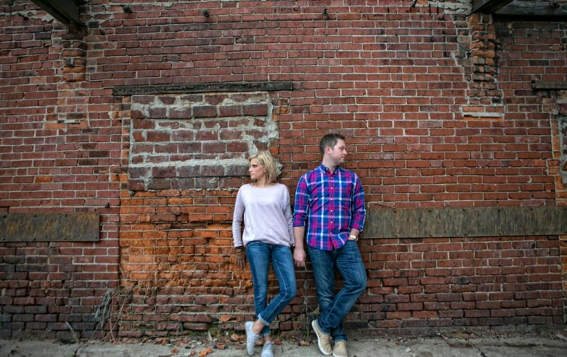 Buffalo, NY Engagement Session