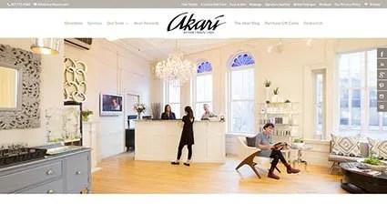 Akari Home Page