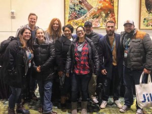 The WordPress US 2018 gang - the WordPress Community