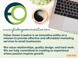 Fisher Green Creative Brand Mission Statement