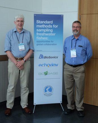 Ian J. Winfield (L) and Scott A. Bonar (R)