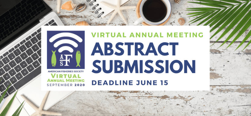 "<a href=""https://afsannualmeeting.fisheries.org/"">Annual Meeting Abstract Submission Extended</a> slide"