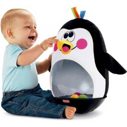 Веселый пингвин Fisher-Price напрокат Минск