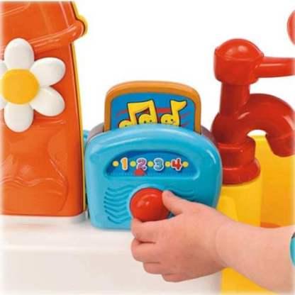 «Смейся и учись» Музыкальная интерактивная игрушка «Кухня» Fisher-Price прокат в Минске